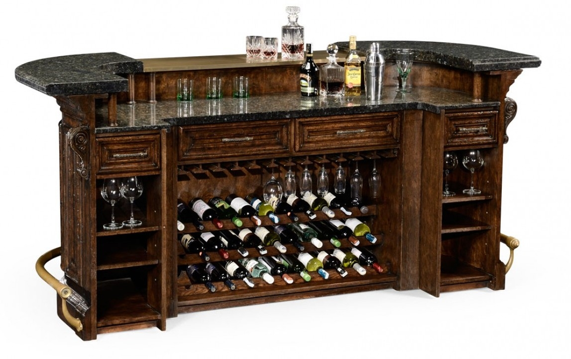 Bernadette livingston furniture complete your party with perfect home bar furniture - Bars for house ...