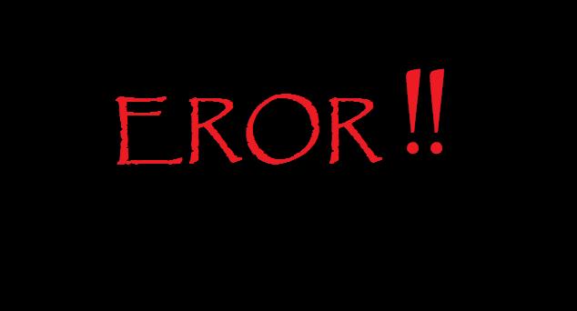 Cara Mengatasi Error Saat Mengedit Template Blogger