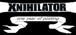 xnihilator celebrates one year of posts
