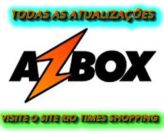 Colocar CS azbox+timesblog Atualização para Abrir HDS CLARO OI TV comprar cs