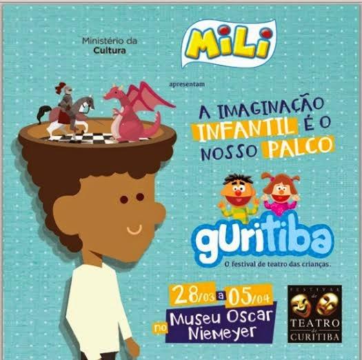 Guritiba - festival de teatro de curitiba 2015