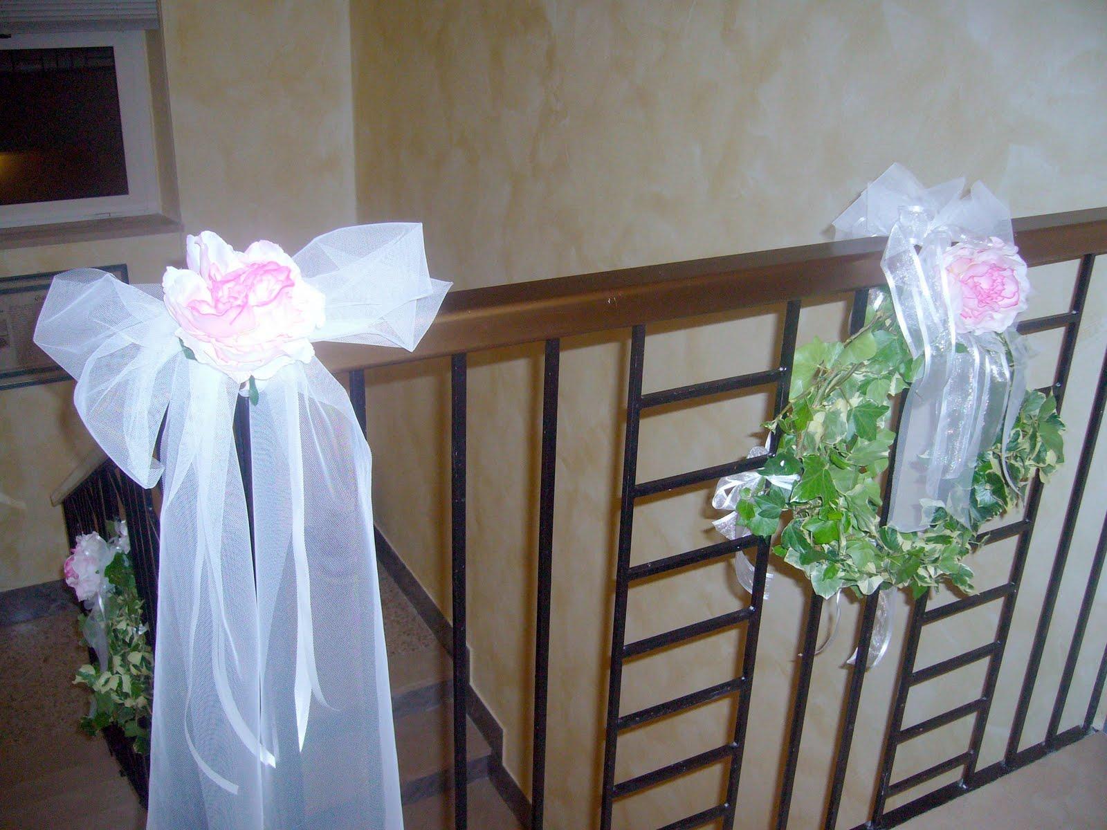 Rosa merliza maggio 2011 - Come addobbare la casa della sposa il giorno del matrimonio ...