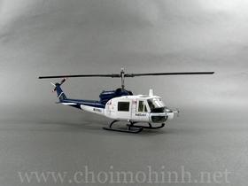 Máy bay mô hình tĩnh UH-1 Helicopter hiệu Hobby Master tỉ lệ 1:72