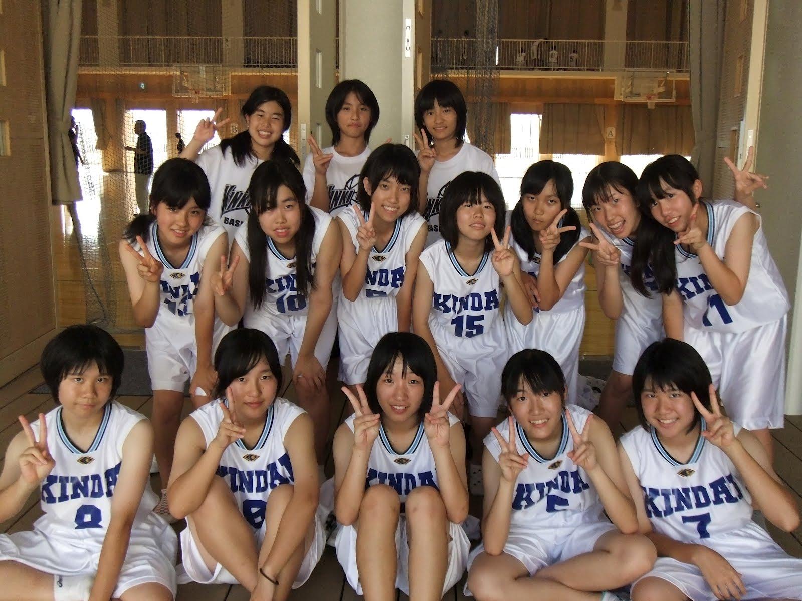 女子小学生 エロ 中学女子バスケ市総体