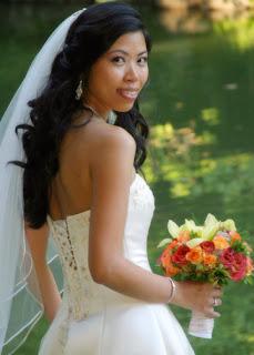 wedding veils for hair down 6