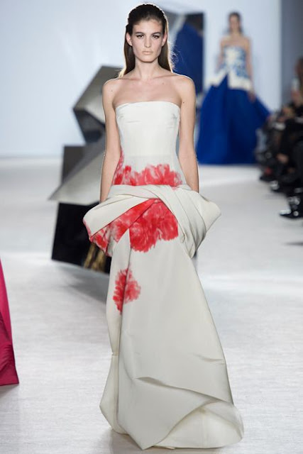 Giambattista Valli Spring 2014 Collection