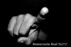 Democracia Real Ya!!