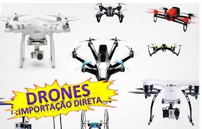 DRONES PARA IMPORTAÇÃO DIRETA