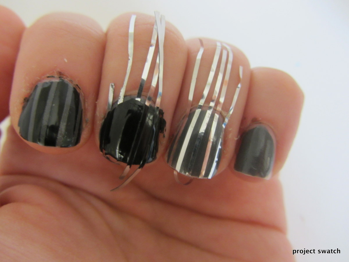 Nail Art: For Short Nails Archives - Project Swatch