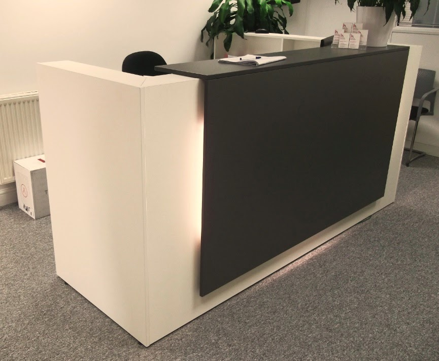 GMFL Float reception office furniture box