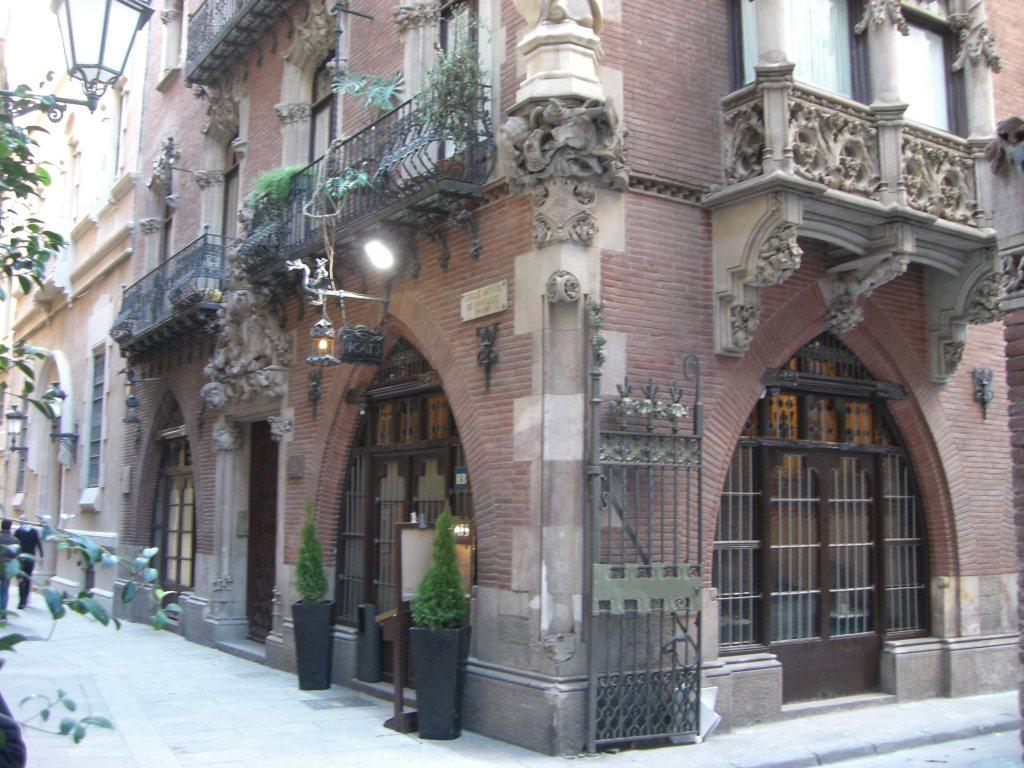 Restaurant Gats Barcelona : Gothic quarter s best restaurants restaurants in barcelona