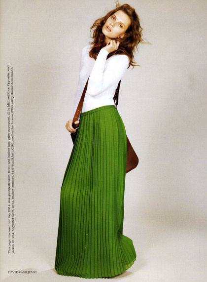 Muslim Women Fashions: Pleated Skirt Muslim Women Fashion ...