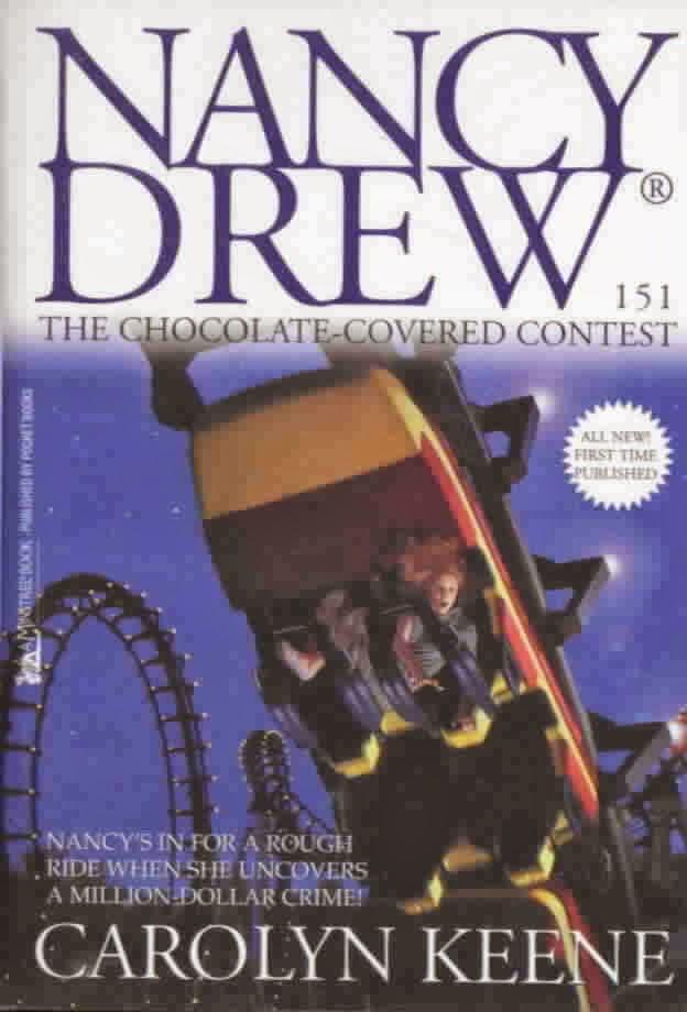 Nancy Drew Chocolate Bar