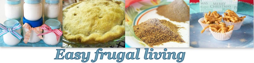 Easy Frugal Living