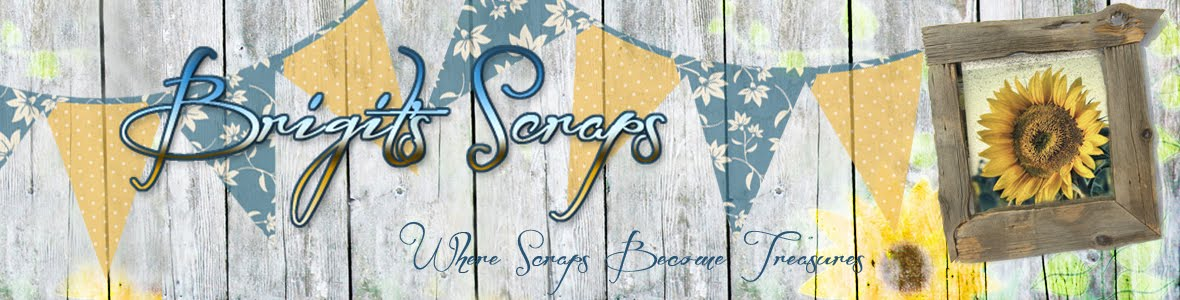 "Brigit's Scraps ""Where Scraps Become Treasures"""