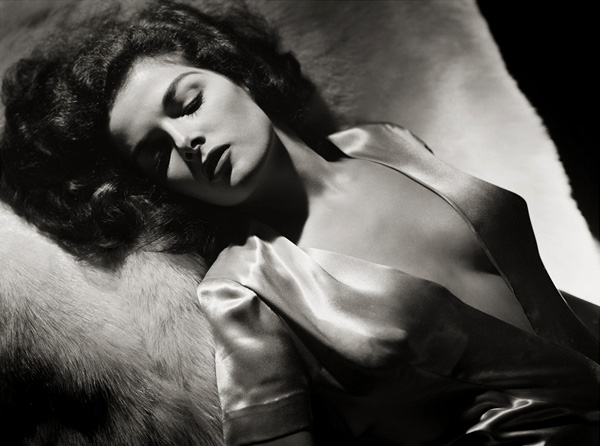 nude Jane russell