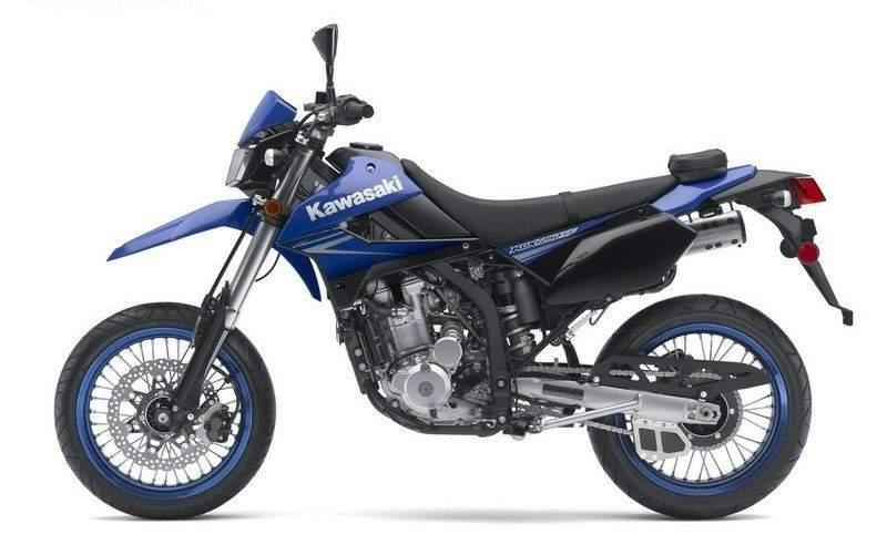 Kawasaki KLX 250 SF / Dtracker 250 cc. ~ All about motorcycles specs.