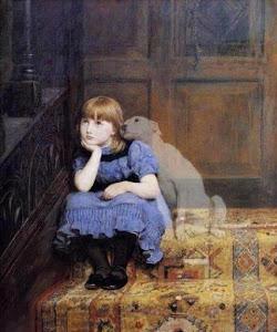 Cuando un perro muere, pierdes un amigo, pero ganas un angel.