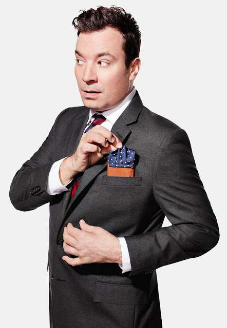 JIMMY FALLON CON POCKET DIAL