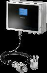 Analisis de gases con sensores electroquimicos y por conductividad termica de alta precisión
