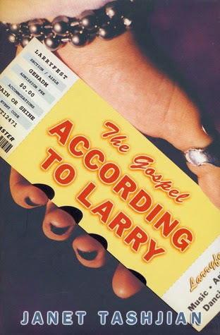 https://www.goodreads.com/book/show/1735914.The_Gospel_According_to_Larry