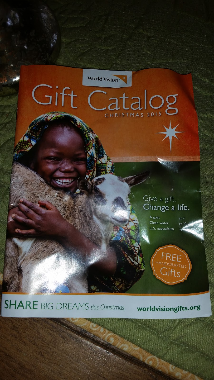 Handcrafted Gifts that Make a Difference from World Vision + ...