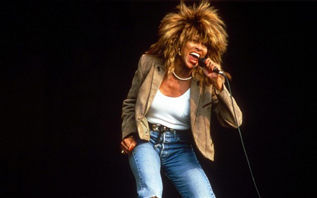 Get Inspirational Hairstyle From Tina Turner HairHairstyles
