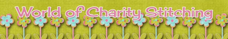 World of Charity Stitching Giveaways