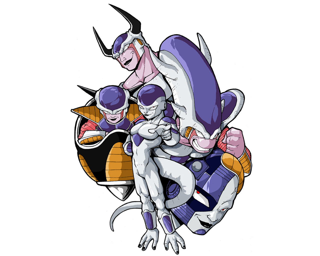Dragon ball z freeza - Images dragon ball z ...
