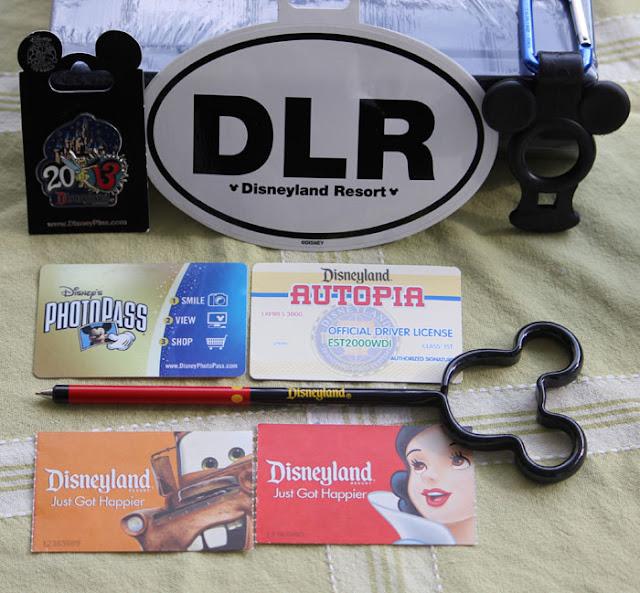 Viaje a Disneylandia