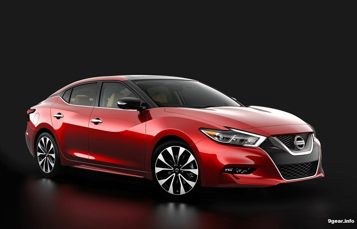 official 2016 nissan maxima sports sedan car reviews new car pictures for 2018 2019. Black Bedroom Furniture Sets. Home Design Ideas