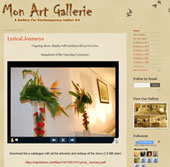 Mon Art Gallerie Blog