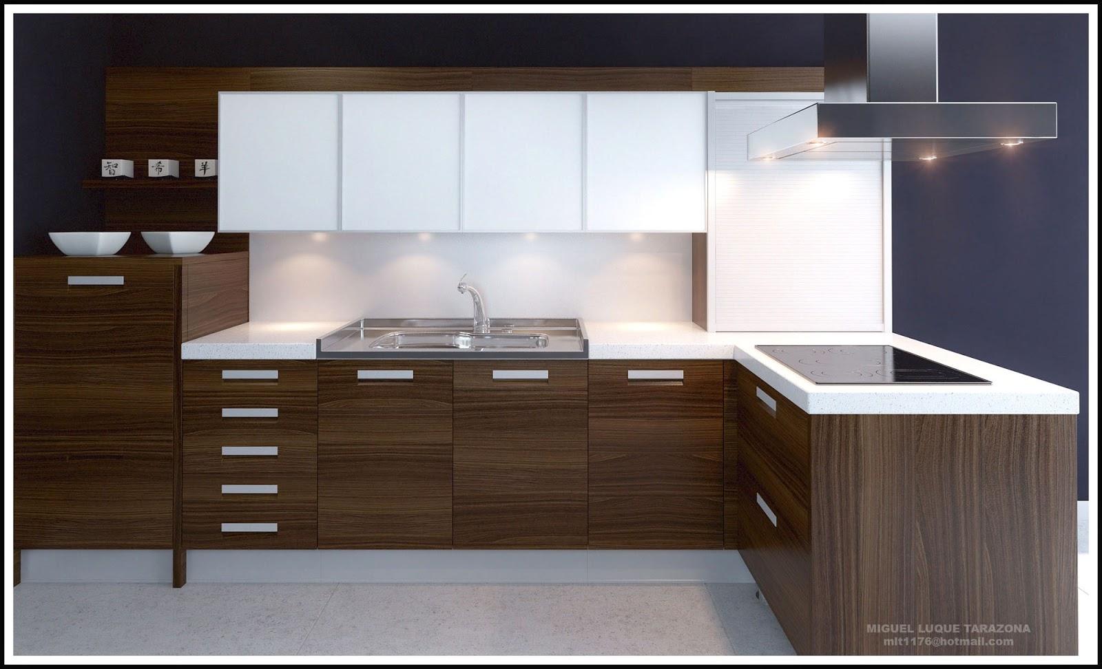 Cocinas modernas - Infor cocinas ...