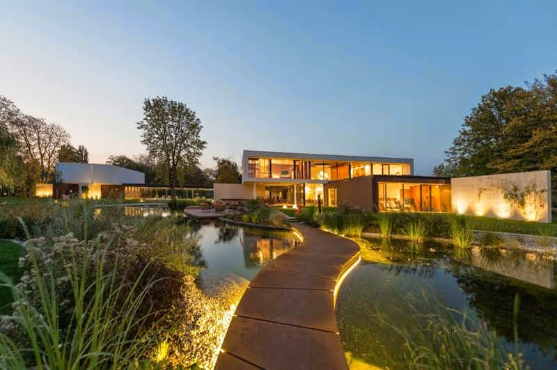 SO BEAUTIFUL MODERN NATURAL PERSONAL HOUSE DESIGN IN CROATIA WITH