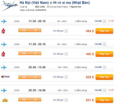 Vé máy bay đi Hiroshima giá rẻ 2015_2