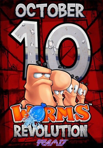 Worms Revolution Gold Edition download