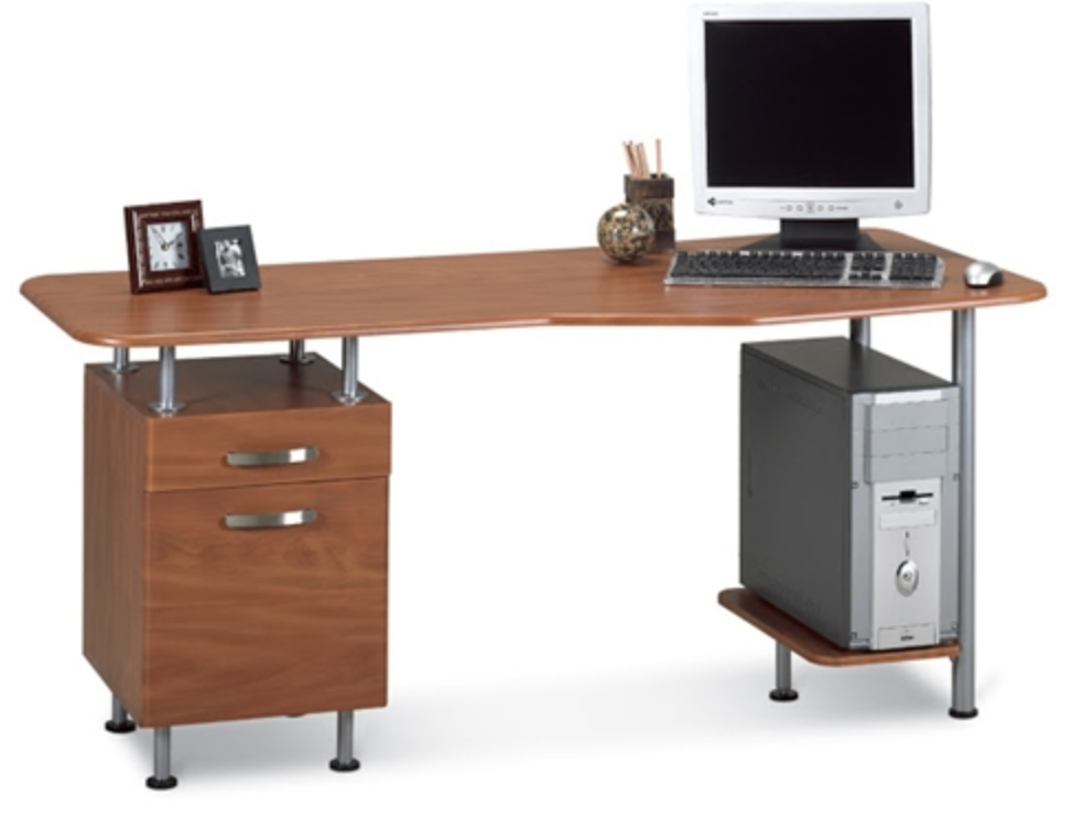 Mayline Eastwinds Small Home Computer Desk
