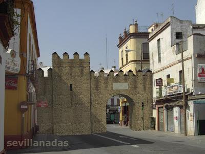 Reconstrucción de la Puerta Osario