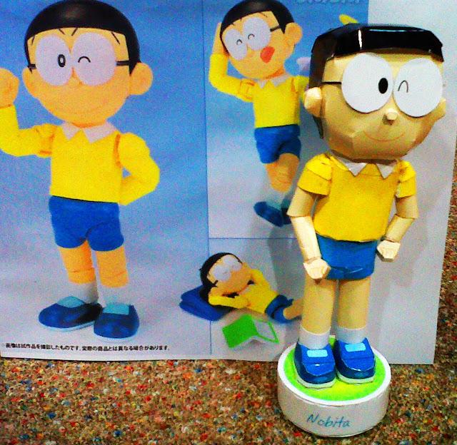 Nobita Nobi (野比 のび太 Nobi Nobita)