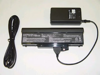 laptop battery, laptop charger