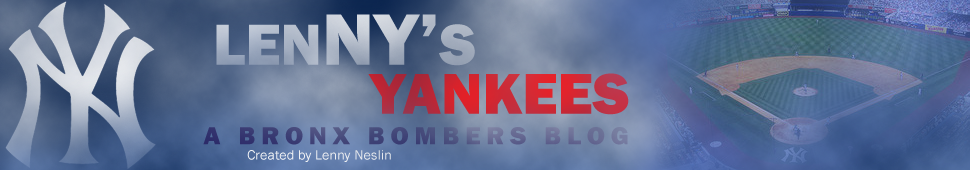 lenNY&#39;s Yankees - A Bronx Bombers Blog