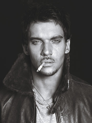 Beyond Words : Jonathan Rhys Meyers. Created with love by Clau Tavares