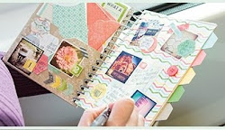 Scrapbook Idea from Stampin' Up!