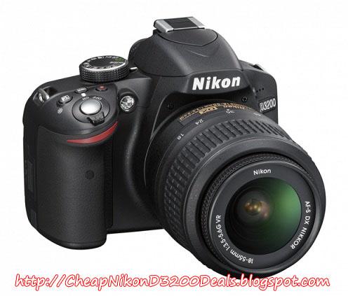 Nikon D3200 Coupon 2012
