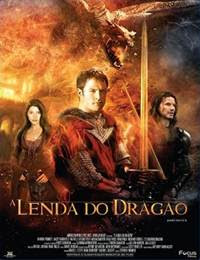 A Lenda do Dragão Dublado Rmvb + Dual Áudio Avi DVDRip   Baixar Torrent