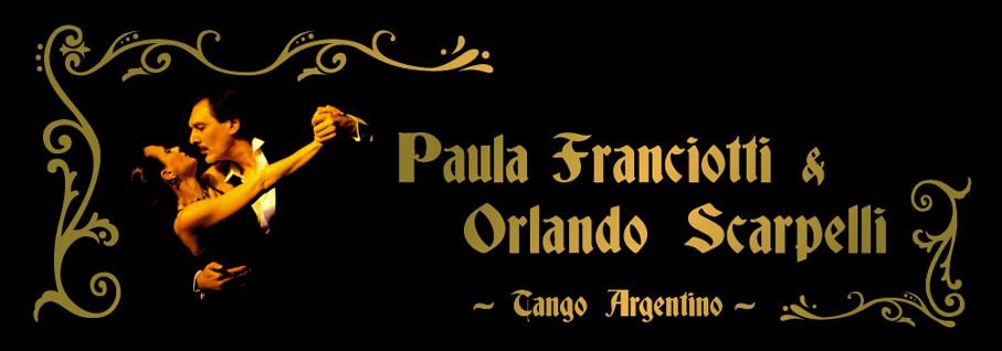 Paula y Orlando