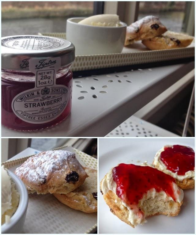 Victoria and Albert Marriott, Manchester - Afternoon Tea