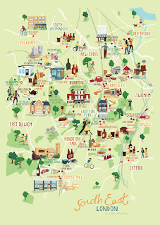 Brockley Central Mappa Brockli The Online Home For All