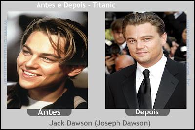 13 atores famosos na época do filme Titanic e como estão nos dias de hoje