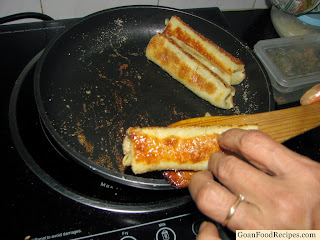 well fried panrolls
